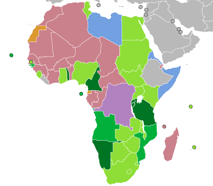 Colonization of Africa 1